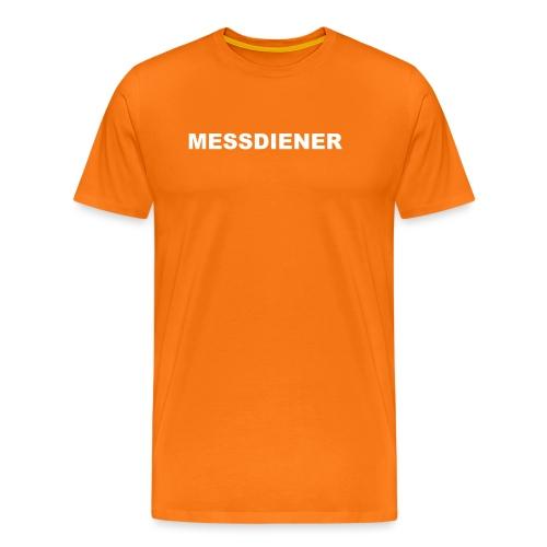 messdiener - Männer Premium T-Shirt