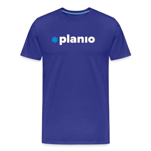 Planio Logo - Männer Premium T-Shirt