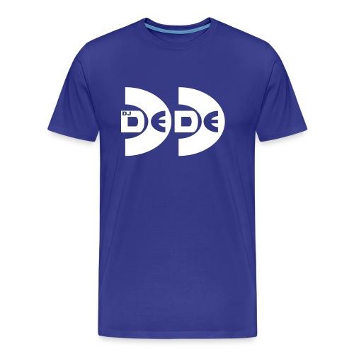 DeDe Logo - Männer Premium T-Shirt
