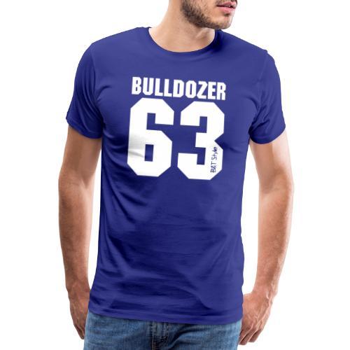 Bulldozer 63 - Maglietta Premium da uomo