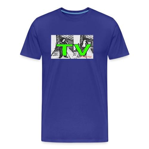 Real Bros TV - Männer Premium T-Shirt
