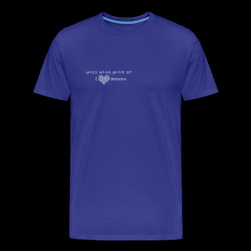 Condiciones Químicas Disco - Women - Camiseta premium hombre