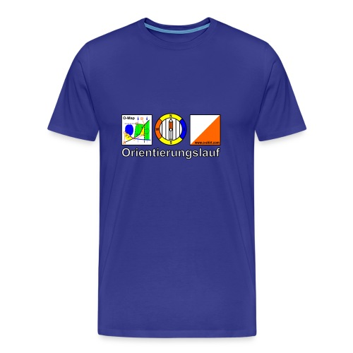 OL Shirt basic (w) - Männer Premium T-Shirt