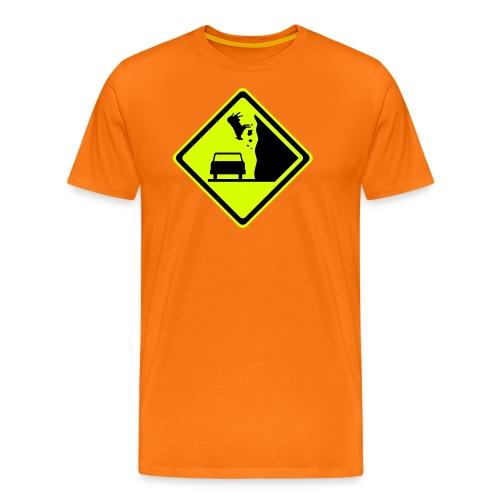 kuhschild - Männer Premium T-Shirt