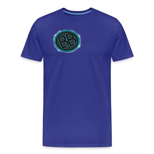 BeastBoost Trenings Tøy - Premium T-skjorte for menn