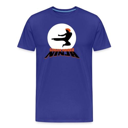 Ginger Haired Ninja - Men's Premium T-Shirt