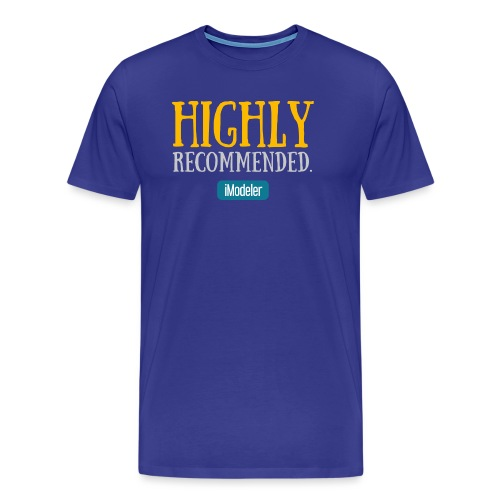 Highly Recommended - Men's Premium T-Shirt