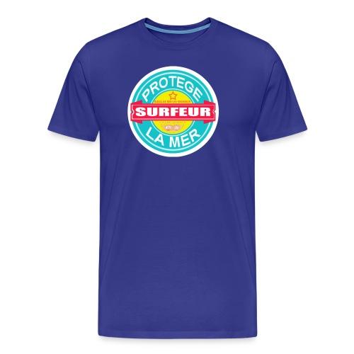 TSU02 - T-shirt Premium Homme