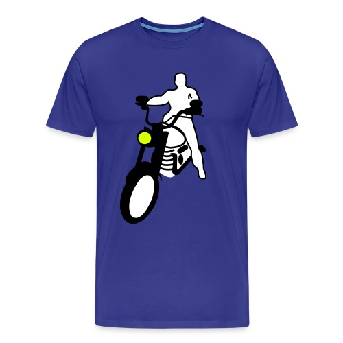 motocustom - T-shirt Premium Homme