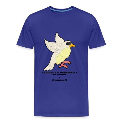 uccello2 - Maglietta Premium da uomo