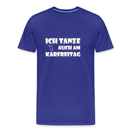 weiß png - Männer Premium T-Shirt
