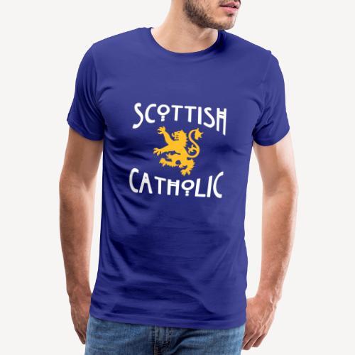 SCOTTISH CATHOLIC - Men's Premium T-Shirt