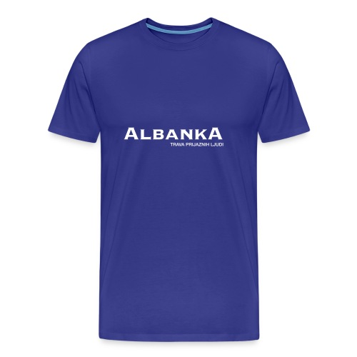 Albanka - Men's Premium T-Shirt
