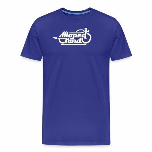 Moped Kind / Mopedkind (V1.0) - Men's Premium T-Shirt