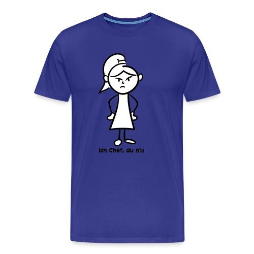 Milanas Reich - Mädchen - Frau - Männer Premium T-Shirt