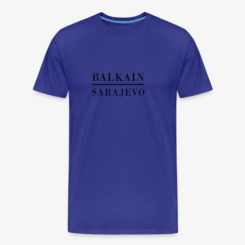 Balkain Sarajevo - Männer Premium T-Shirt