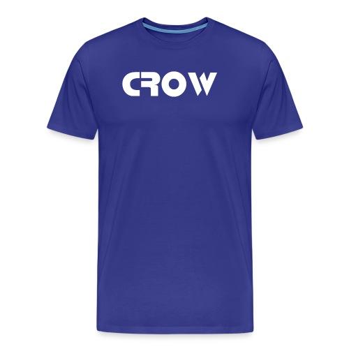 CROW-Trainingsjacke - Männer Premium T-Shirt