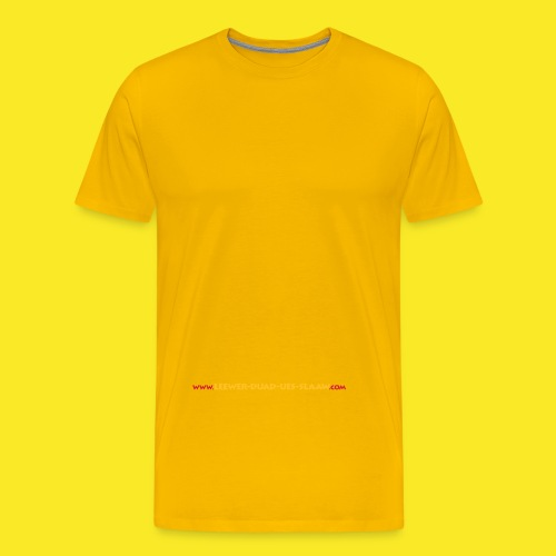wwwlduscom22x1 - Männer Premium T-Shirt