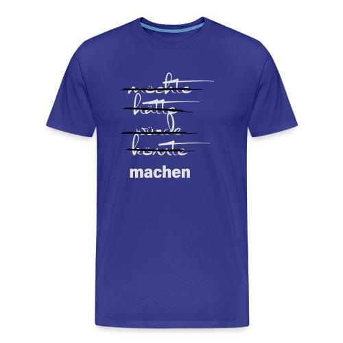 weichmacher - Männer Premium T-Shirt