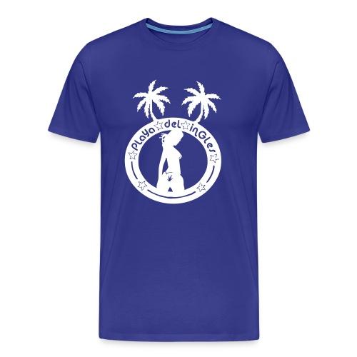 vektor playa del ingles non2006 - Männer Premium T-Shirt
