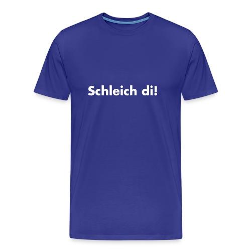 schleich di - Männer Premium T-Shirt