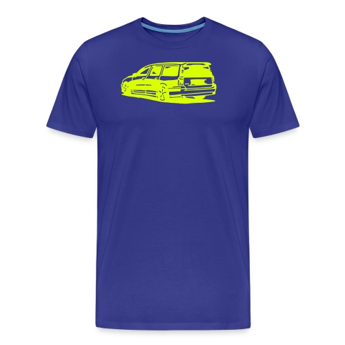 volvo v70iis - Männer Premium T-Shirt