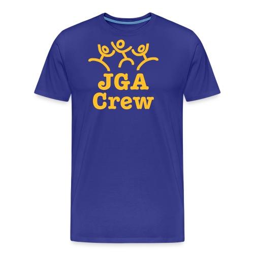 Jga Crew - Männer Premium T-Shirt