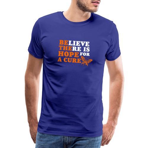 cure White - Männer Premium T-Shirt