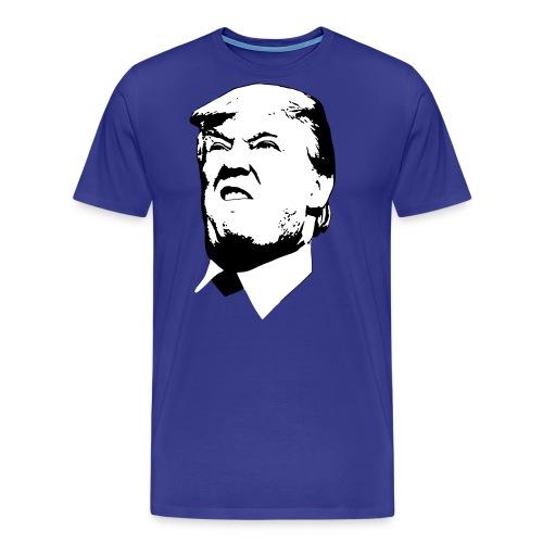 Angry Man - Männer Premium T-Shirt