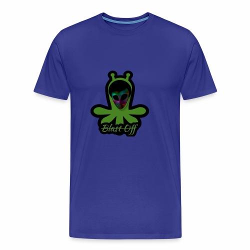Blast Off - Men's Premium T-Shirt