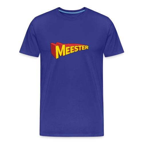 meester held png - Mannen Premium T-shirt