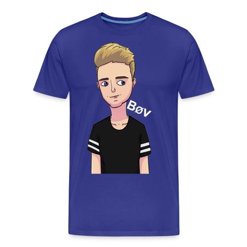 Mangus_A logo - Herre premium T-shirt