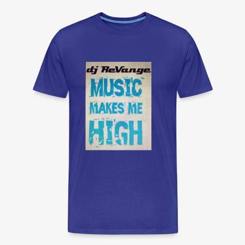 DJ REVANGE - T-shirt Premium Homme