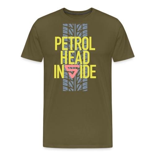 Petrolhead inside - T-shirt Premium Homme