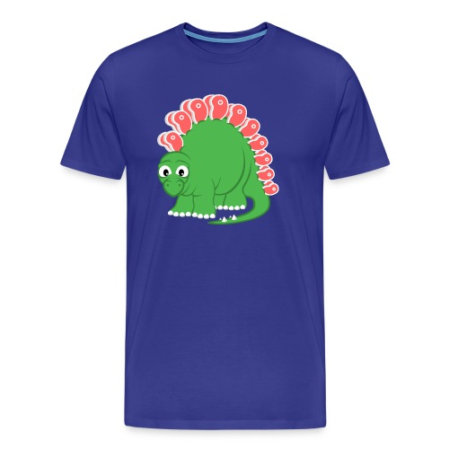 Steakosaurus - Männer Premium T-Shirt