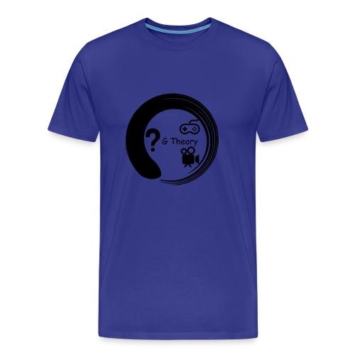 New G Theory Logo - Men's Premium T-Shirt