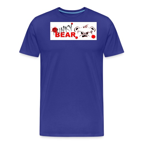 punkybear - T-shirt Premium Homme