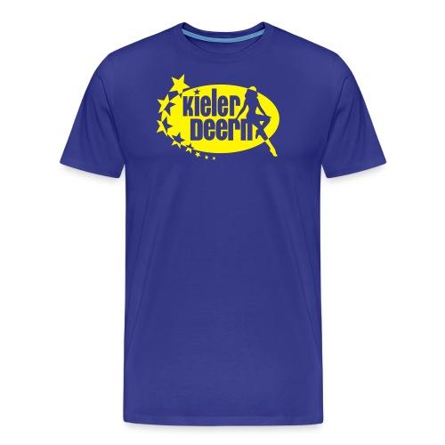 disco deern - Männer Premium T-Shirt