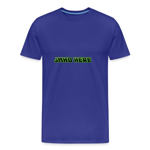 JMHD HERE - Men's Premium T-Shirt