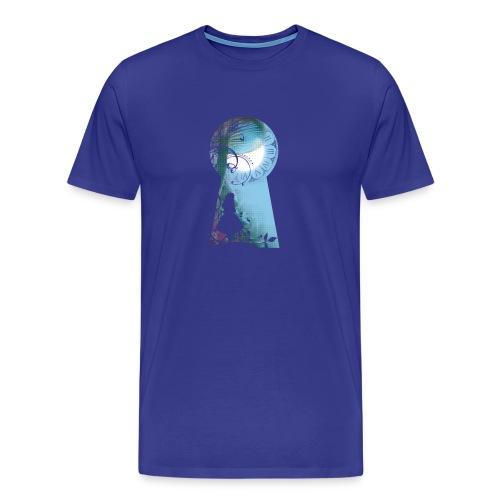 Alice au pays des Merveilles - T-shirt Premium Homme
