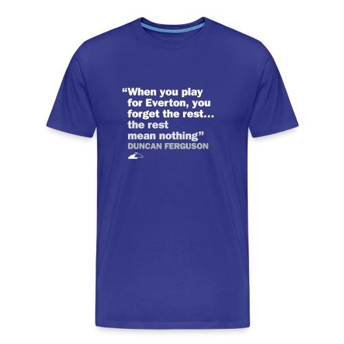 duncan tee - Men's Premium T-Shirt
