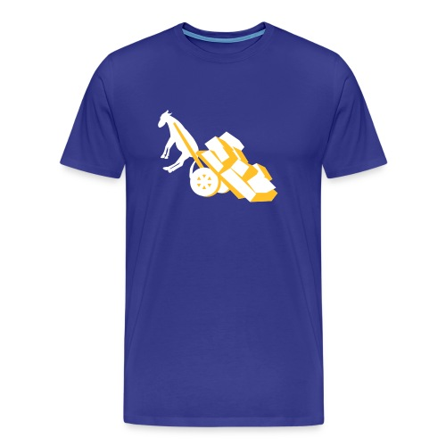Aufschwung - Männer Premium T-Shirt