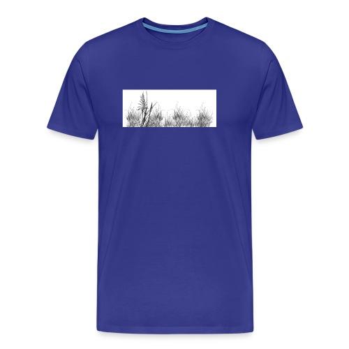 Grass jpg - T-shirt Premium Homme