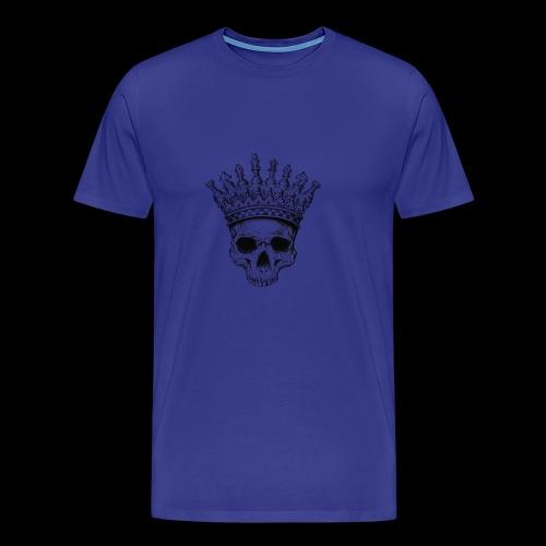 Heavy lies the Crown - Männer Premium T-Shirt