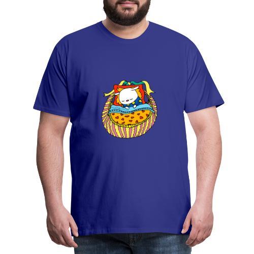 Bilkai au lit - T-shirt Premium Homme