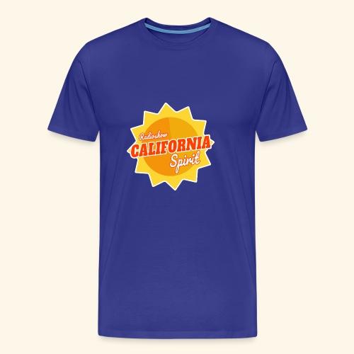 California Spirit Radioshow - T-shirt Premium Homme