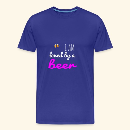 Birra Beer - Maglietta Premium da uomo