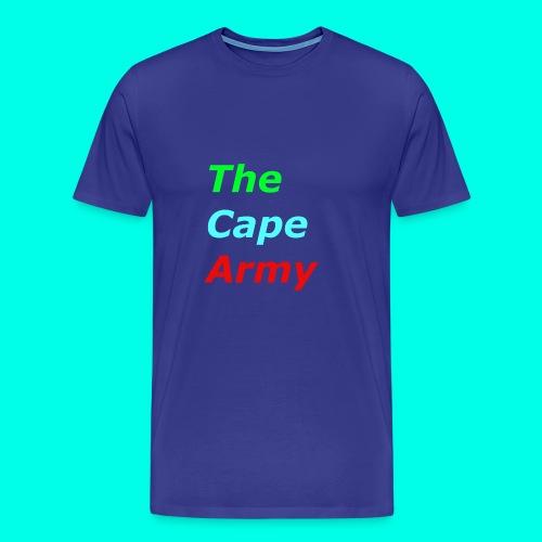The Cape Army - Men's Premium T-Shirt