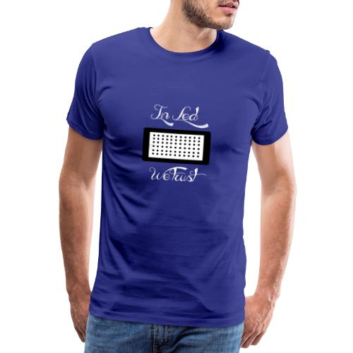 Led - T-shirt Premium Homme