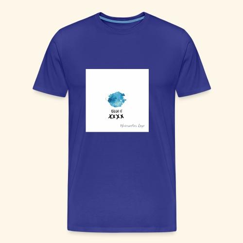 crush it - Mannen Premium T-shirt